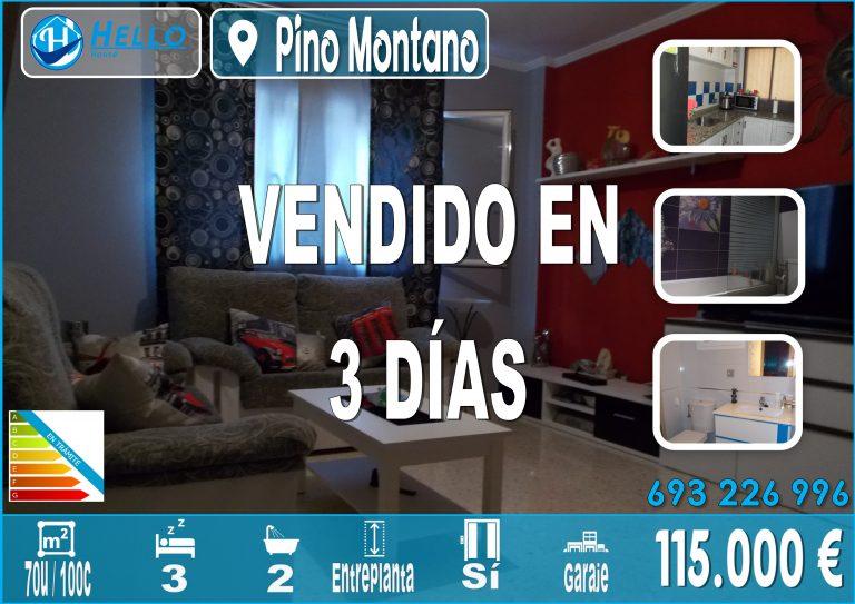 Cartel Oficina Pino Montano Altair 3
