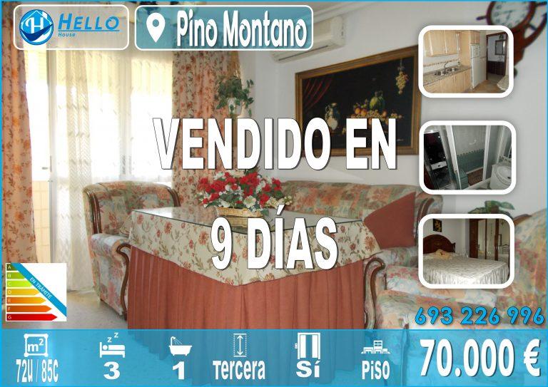 Cartel Oficina Pino Montano Oficios