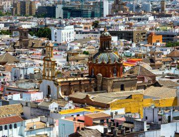 Pisos en Pino Montano Y Sevilla foto General de Tejados en Sevilla